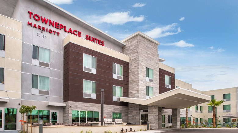"TownePlace Suites San Bernardino Exterior. Images powered by <a href=""http://www.leonardo.com""  target=""_blank"">Leonardo</a>."