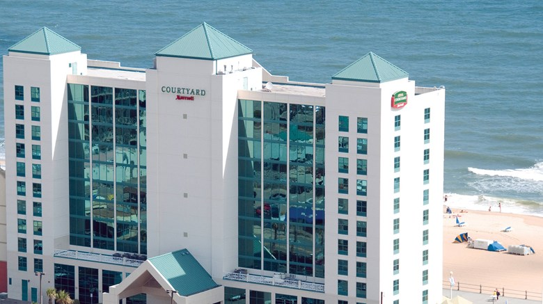 Courtyard By Marriott Oceanfront South Exterior Images Ed A Href Http