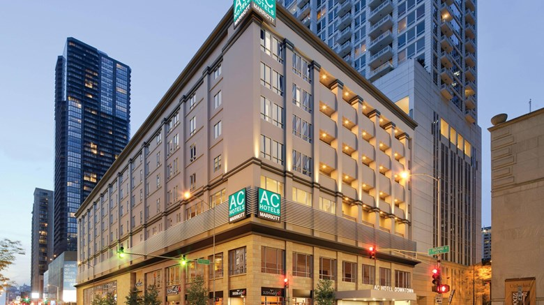 Ac Hotels By Marriott Chicago Downtown Exterior Images Ed A Href