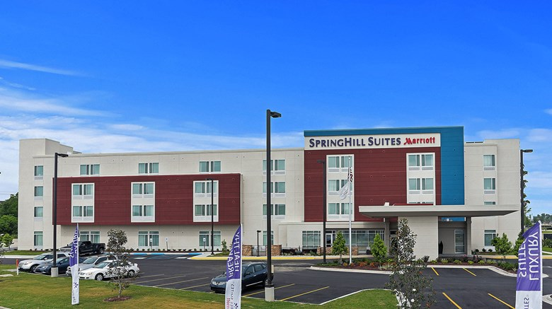 Springhill Suites Baton Rouge Gonzales Exterior Images Ed By A Href Http