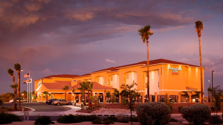 "TownePlace Suites Tucson Airport Exterior. Images powered by <a href=""http://www.leonardo.com""  target=""_blank"">Leonardo</a>."