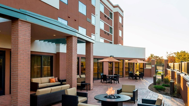 "Courtyard by Marriott Kalamazoo Exterior. Images powered by <a href=""http://www.leonardo.com""  target=""_blank"">Leonardo</a>."