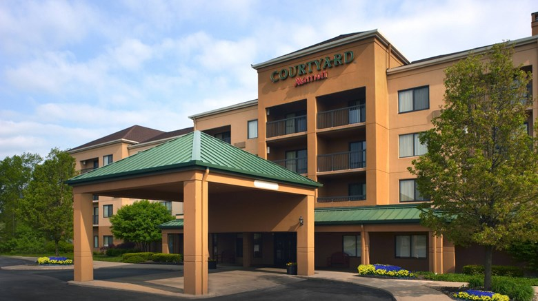 Courtyard By Marriott Cleveland Westlake Exterior Images Ed A Href