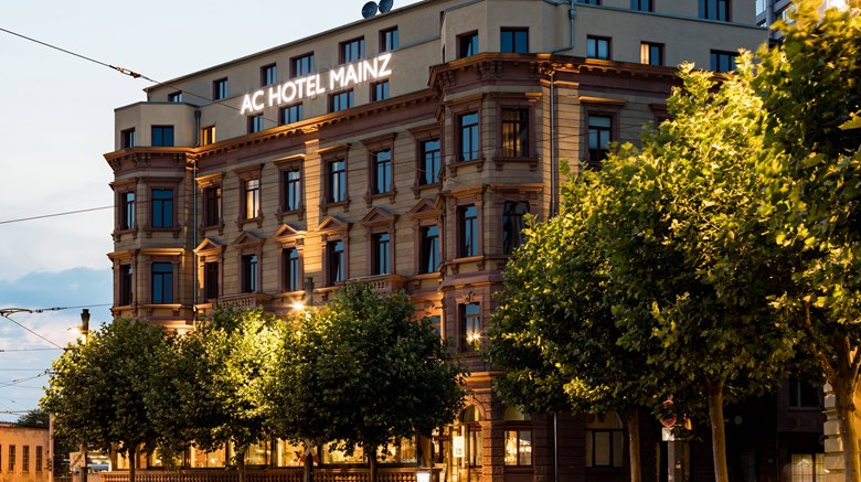 "AC Hotel Mainz Exterior. Images powered by <a href=""http://www.leonardo.com""  target=""_blank"">Leonardo</a>."