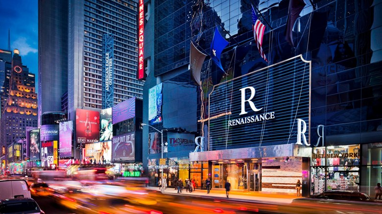 Renaissance New York Hotel Times Square Exterior Images Ed By A Href