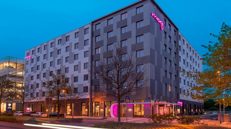Moxy Frankfurt Airport First Class Frankfurt Germany Hotels Gds