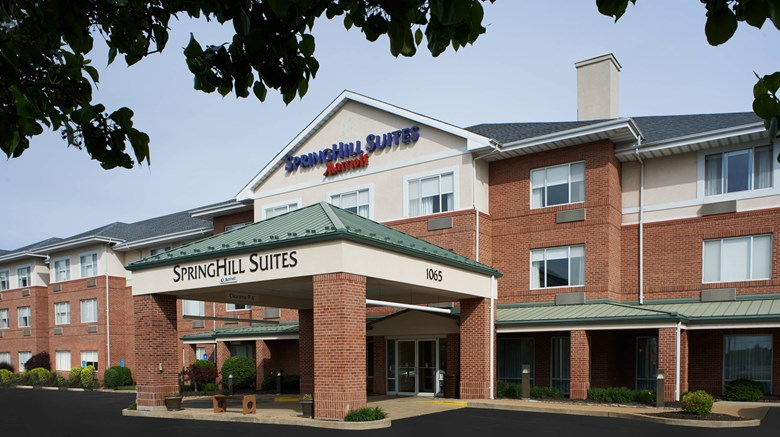 "SpringHill Suites by Marriott Exterior. Images powered by <a href=""http://www.leonardo.com""  target=""_blank"">Leonardo</a>."