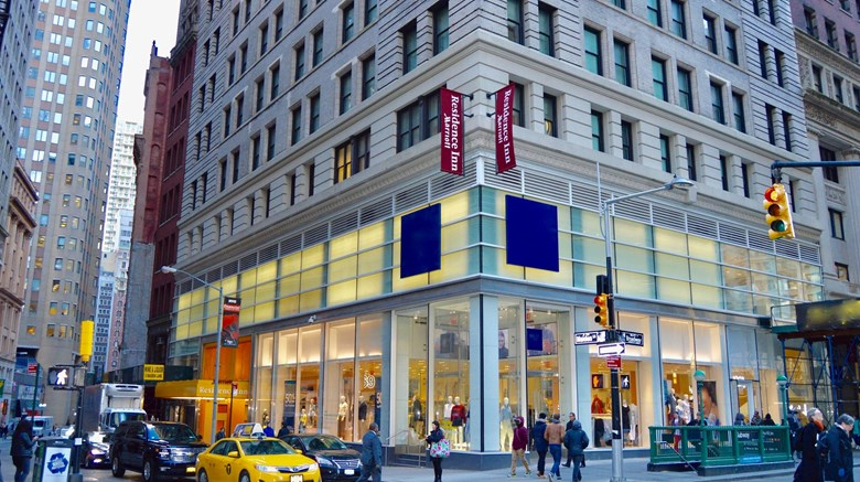 Residence Inn Downtown Manhattan Wtc Exterior Images Ed By A Href