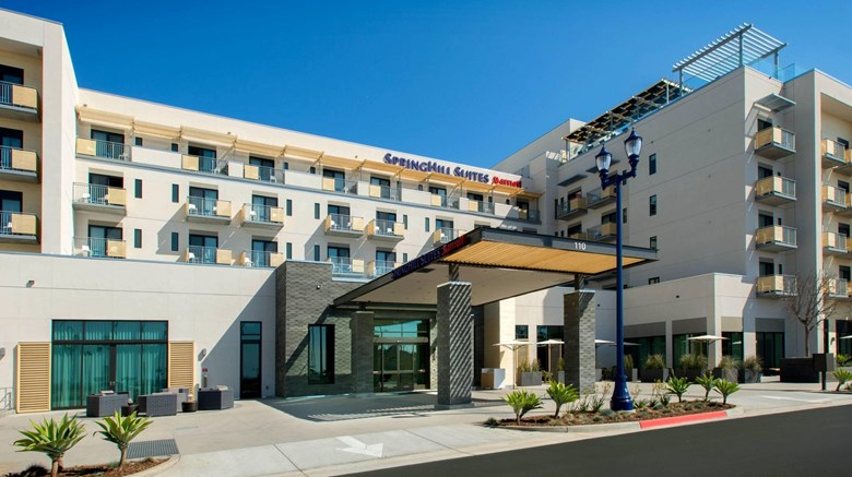 Springhill Suites San Go Oceanside Exterior Images Ed By A Href Http