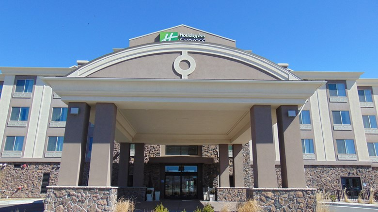 Holiday Inn Express Stes Springville Exterior Images Ed By A Href