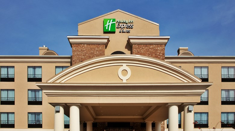 Holiday Inn Express Hotel Suites Exterior Images Ed By A Href