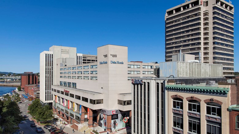 Delta Hotels Saint John Exterior Images Ed By A Href Http