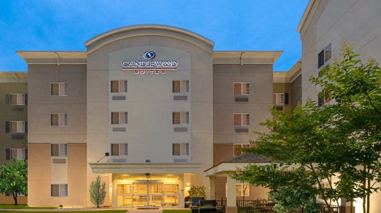"Candlewood Suites Arundel Mills/BWI Arpt Exterior. Images powered by <a href=""http://www.leonardo.com""  target=""_blank"">Leonardo</a>."