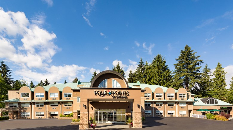 Four Points By Sheraton Surrey Exterior Images Ed A Href Http