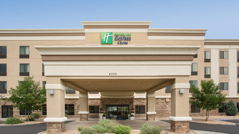 Holiday Inn Hotel Suites Pueblo North Exterior Images Ed By A Href