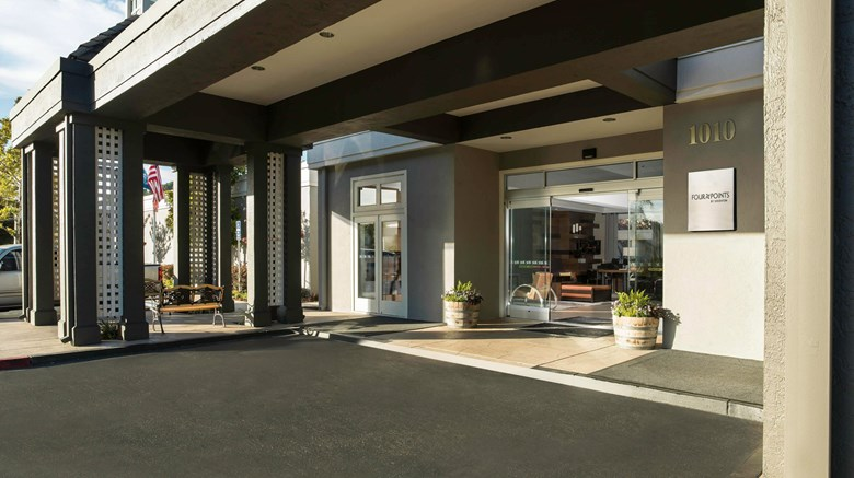 Four Points By Sheraton San Rafael Exterior Images Ed A Href