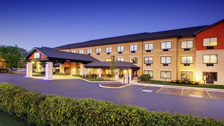 Holiday Inn Express Stes Aurora Napervil Exterior Images Ed By A Href