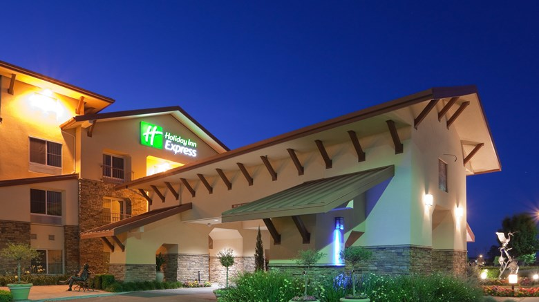 Holiday Inn Express Turlock Exterior Images Ed By A Href Http