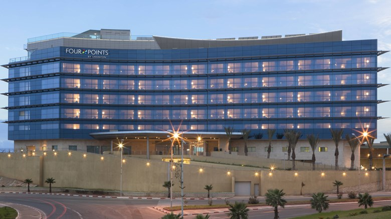 "Four Points by Sheraton Oran Exterior. Images powered by <a href=""http://www.leonardo.com""  target=""_blank"">Leonardo</a>."