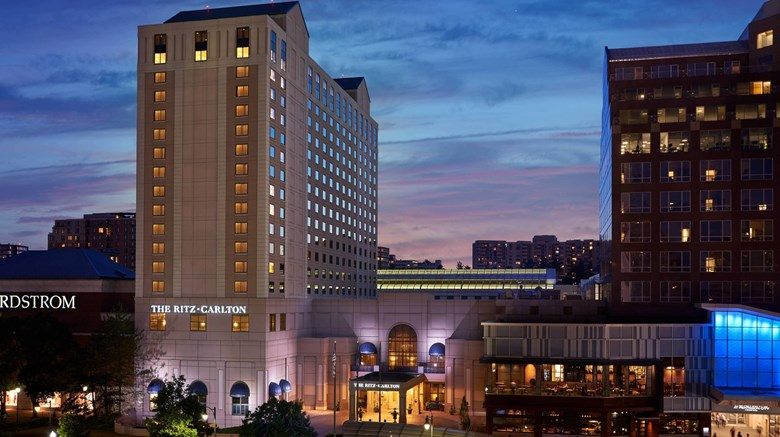 The Ritz Carlton Pentagon City Exterior Images Ed By A Href