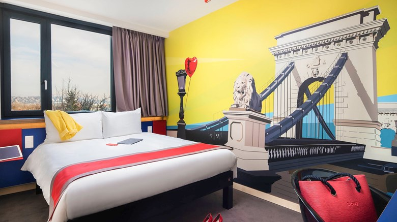"Ibis Styles Budapest Citywest Exterior. Images powered by <a href=""http://www.leonardo.com""  target=""_blank"">Leonardo</a>."