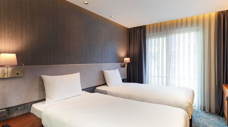 "Ibis Styles Istanbul Atasehir Room. Images powered by <a href=""http://www.leonardo.com""  target=""_blank"">Leonardo</a>."