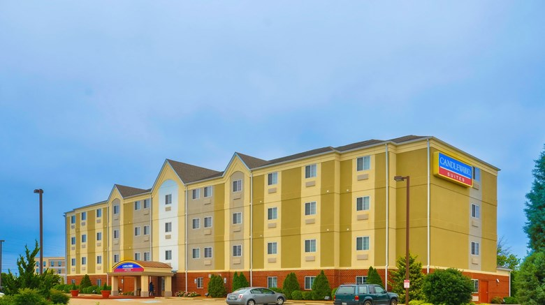 "Candlewood Suites Clarksville Exterior. Images powered by <a href=""http://www.leonardo.com""  target=""_blank"">Leonardo</a>."