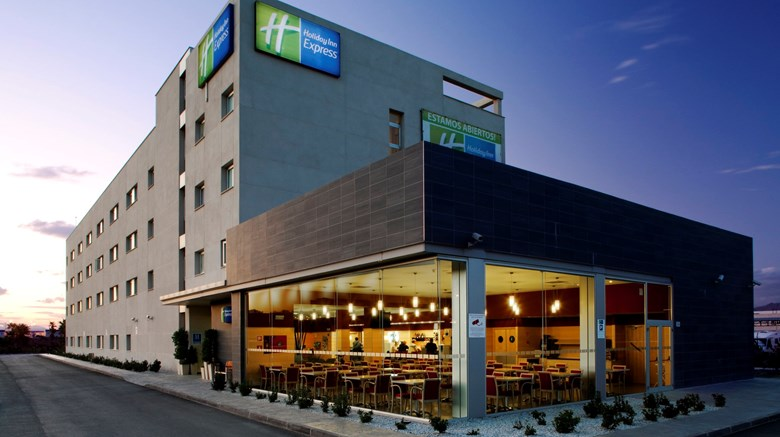 "Holiday Inn Express Malaga Airport Exterior. Images powered by <a href=""http://www.leonardo.com""  target=""_blank"">Leonardo</a>."