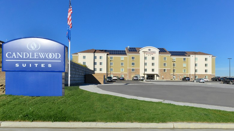 "Candlewood Suites Casper Exterior. Images powered by <a href=""http://www.leonardo.com""  target=""_blank"">Leonardo</a>."
