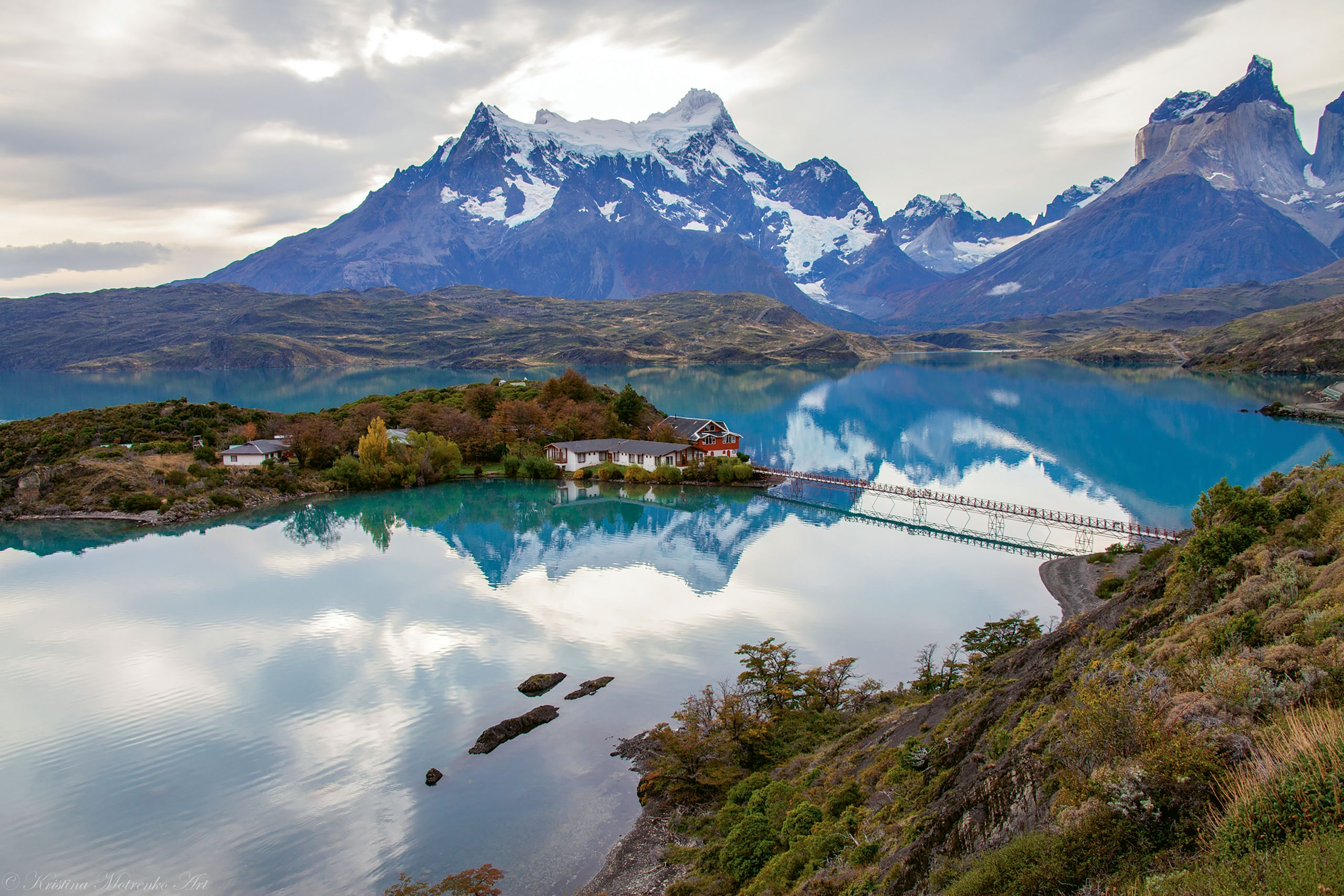 Luxury adventure travel companies specialize in high-end trips to out-of-the-way destinations, such as Patagonia. (Photo courtesy of Pelorus)