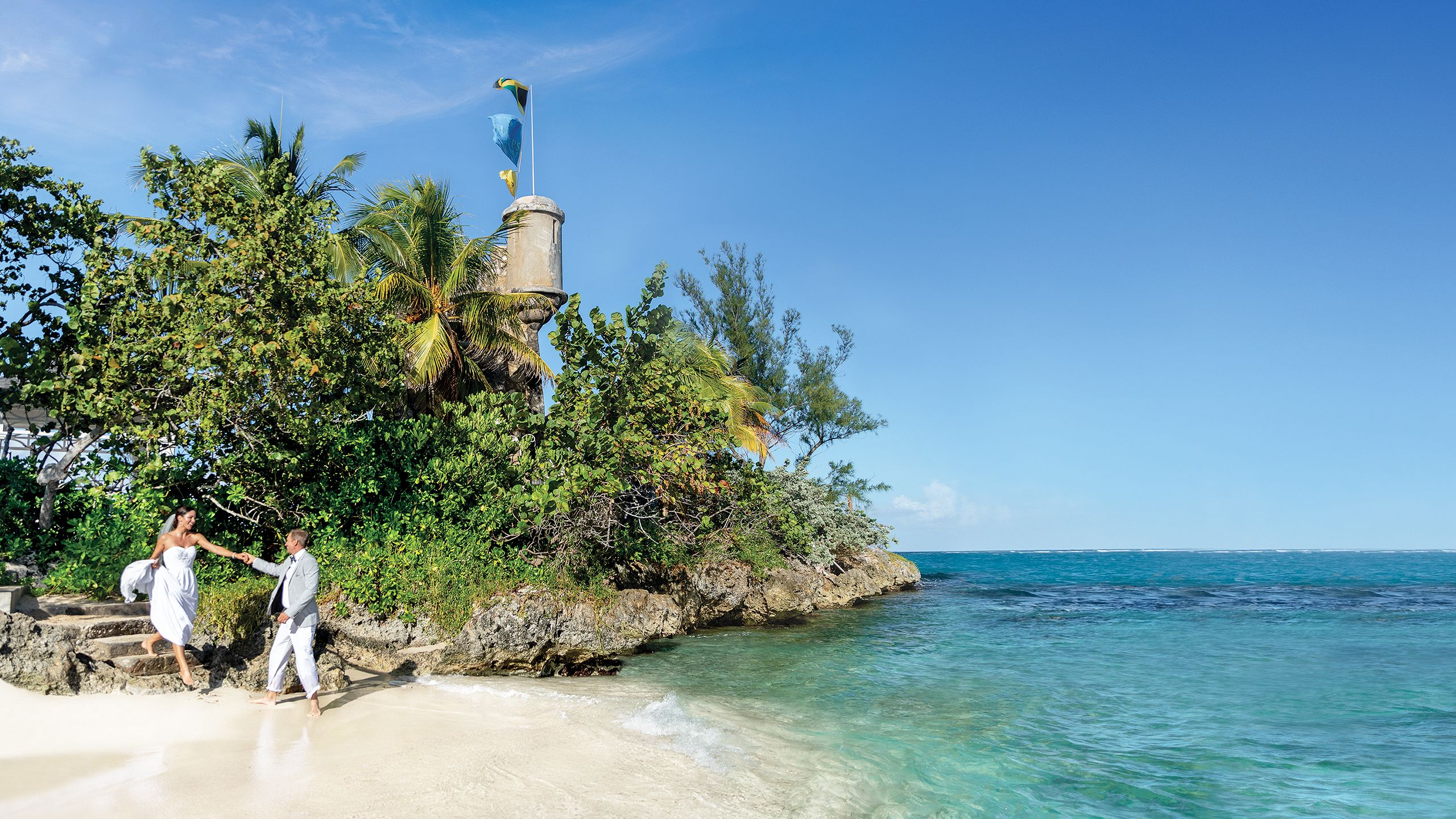 ad972fd1a How to sell destination weddings and honeymoons (and make more money doing  it) at Couples  four oceanfront luxury all-inclusive resorts