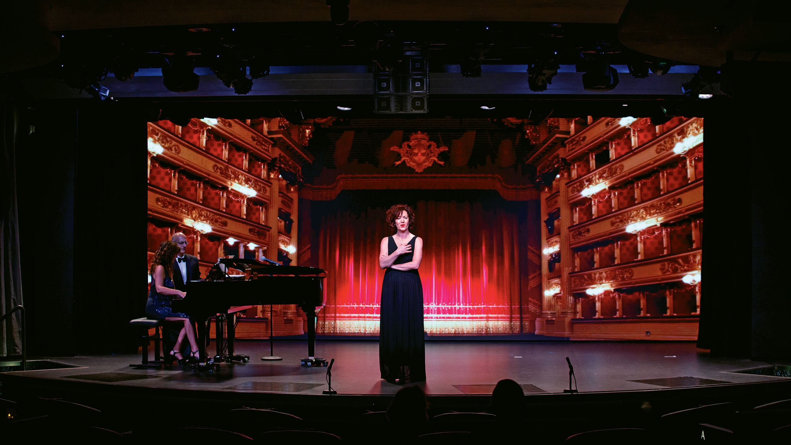 One of Viking Cruises' cultural partners is the Metropolitan Opera.