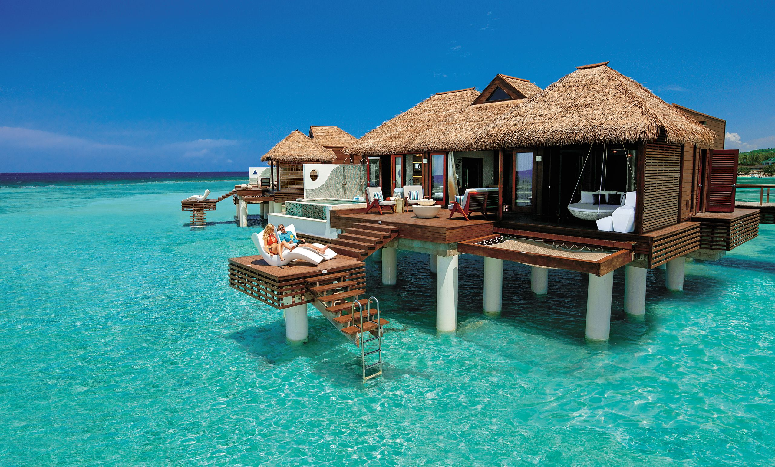 Sandals Love Nest Suites Travel Weekly