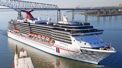Carnival Pride's 2017 sailings announced
