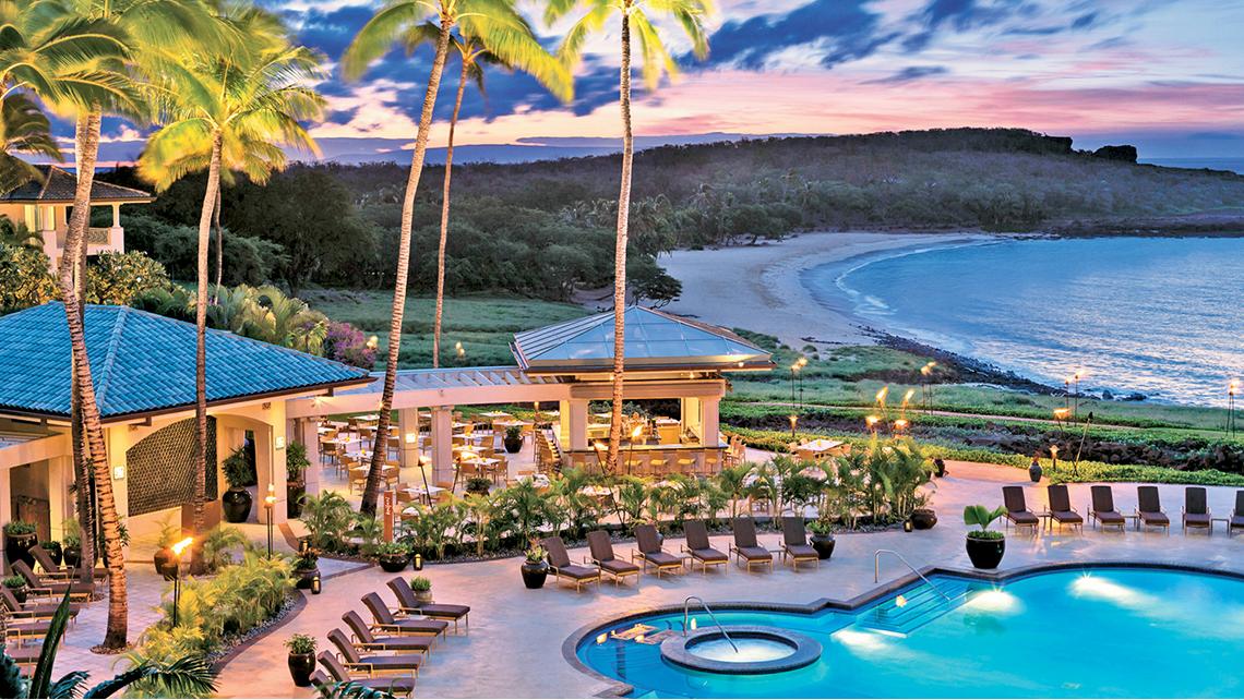 The Pool At Four Seasons Resort Lanai Manele Bay Is Set For An Overhaul