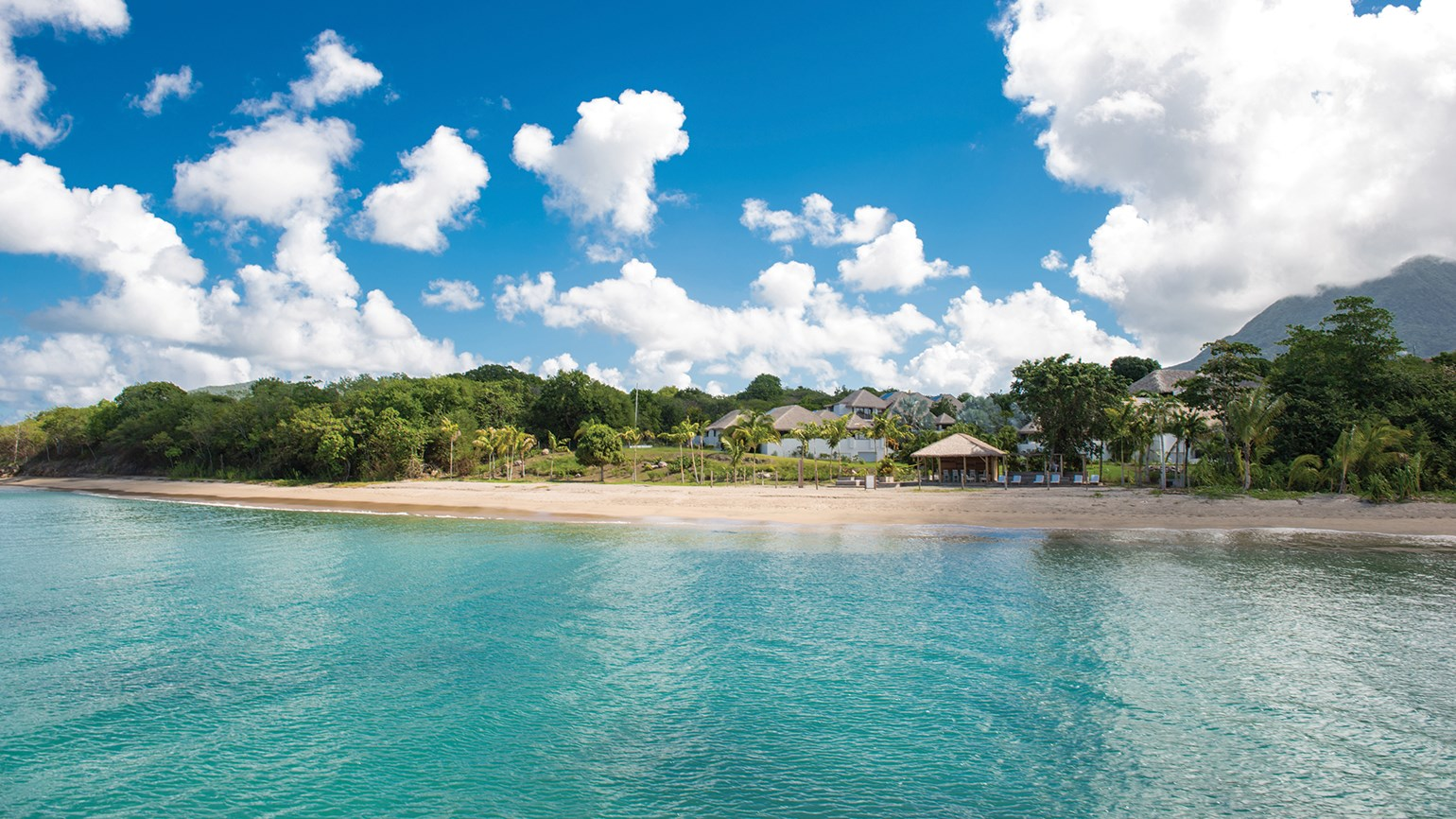Luxury villas readied at Paradise Beach Nevis
