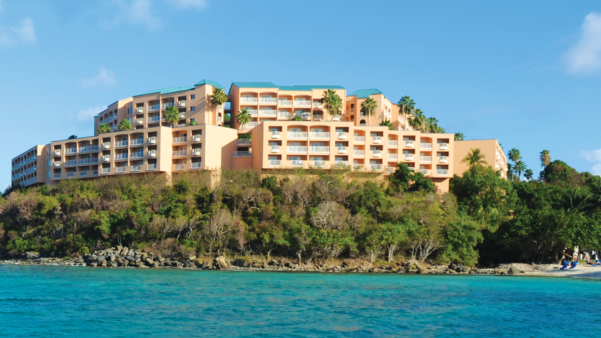 Dreams Resort Opens In St Thomas Travel Weekly