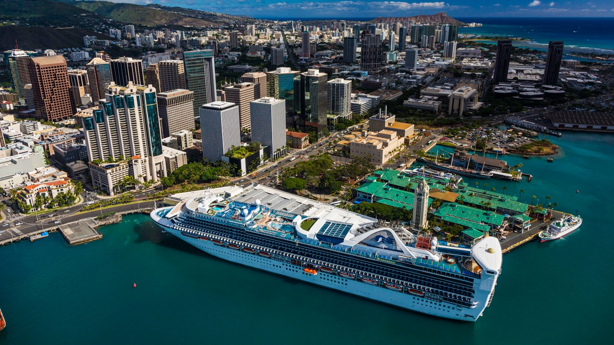 Survey: Hawaii the top destination for long cruises ...