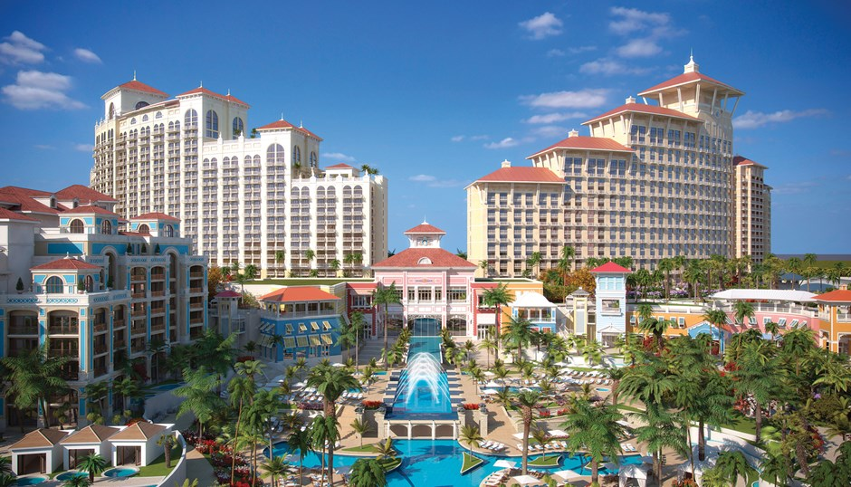 Three of Baha Mar's hotels to open in March