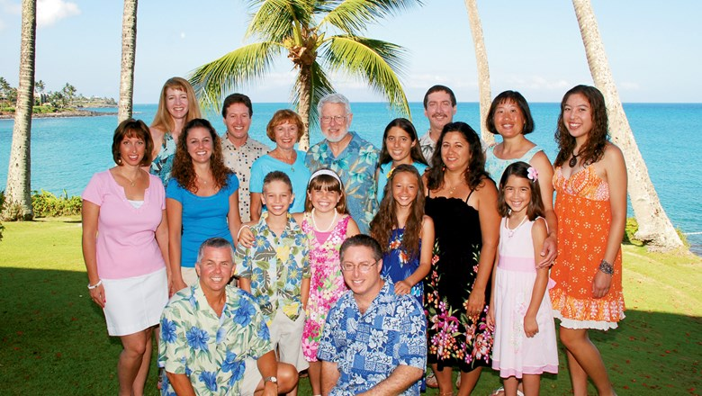 The Napili Kai Beach Hotel offers a Family Reunion Package for those reserving four or more units.