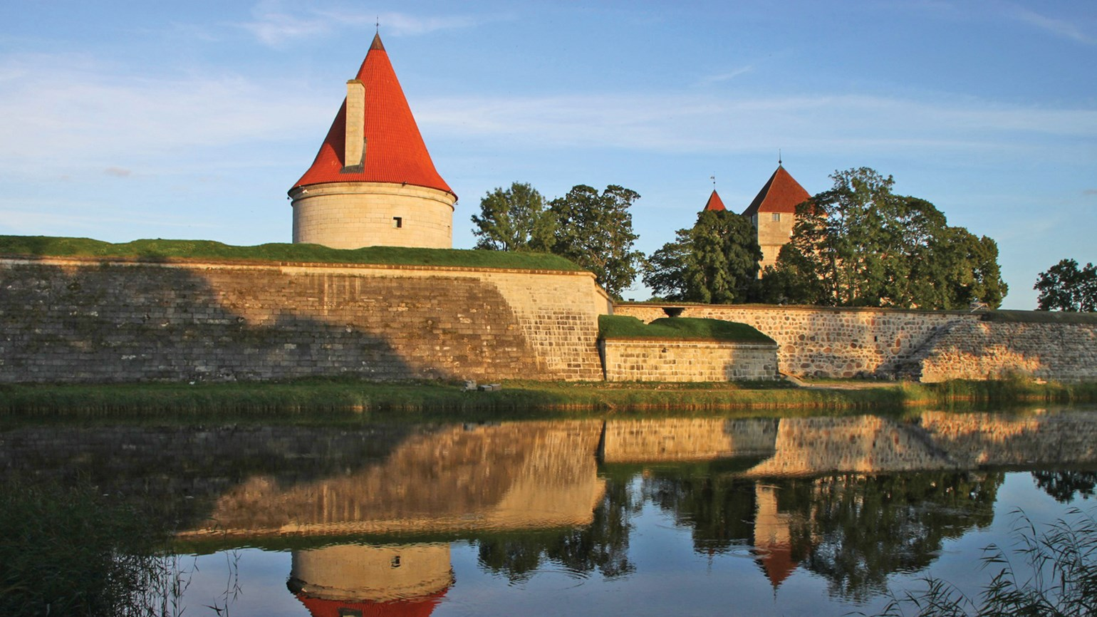 Spas, Estonia-style, on Saaremaa