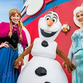 Summertime will be 'Frozen' time on Disney cruise ships