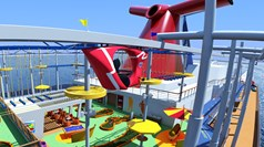SLIDESHOW: Carnival Vista unveiled