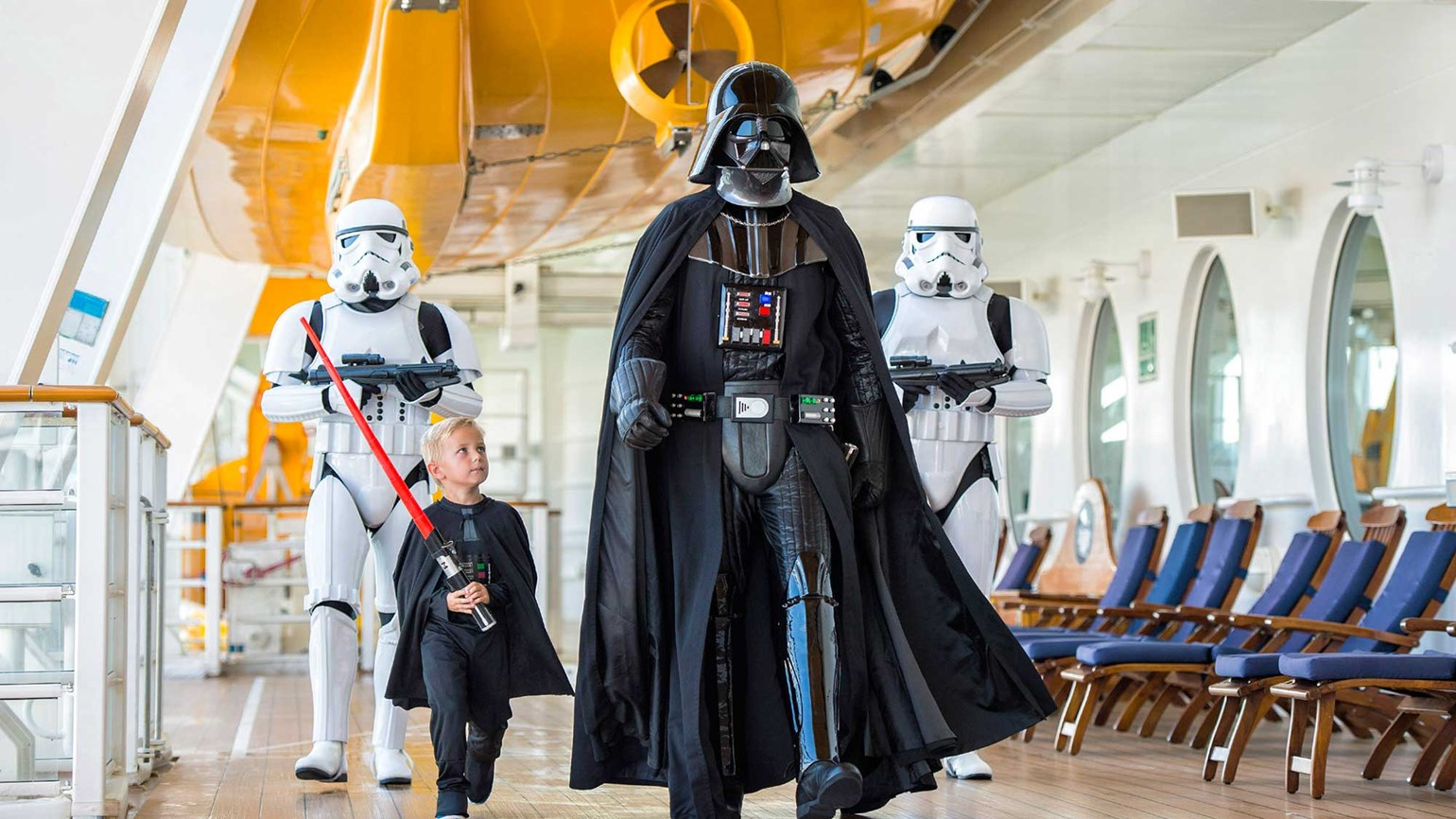 Disney bringing back Star Wars Day at Sea in 2018