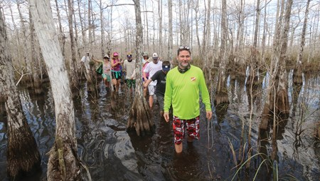 Everglades outings made accessible