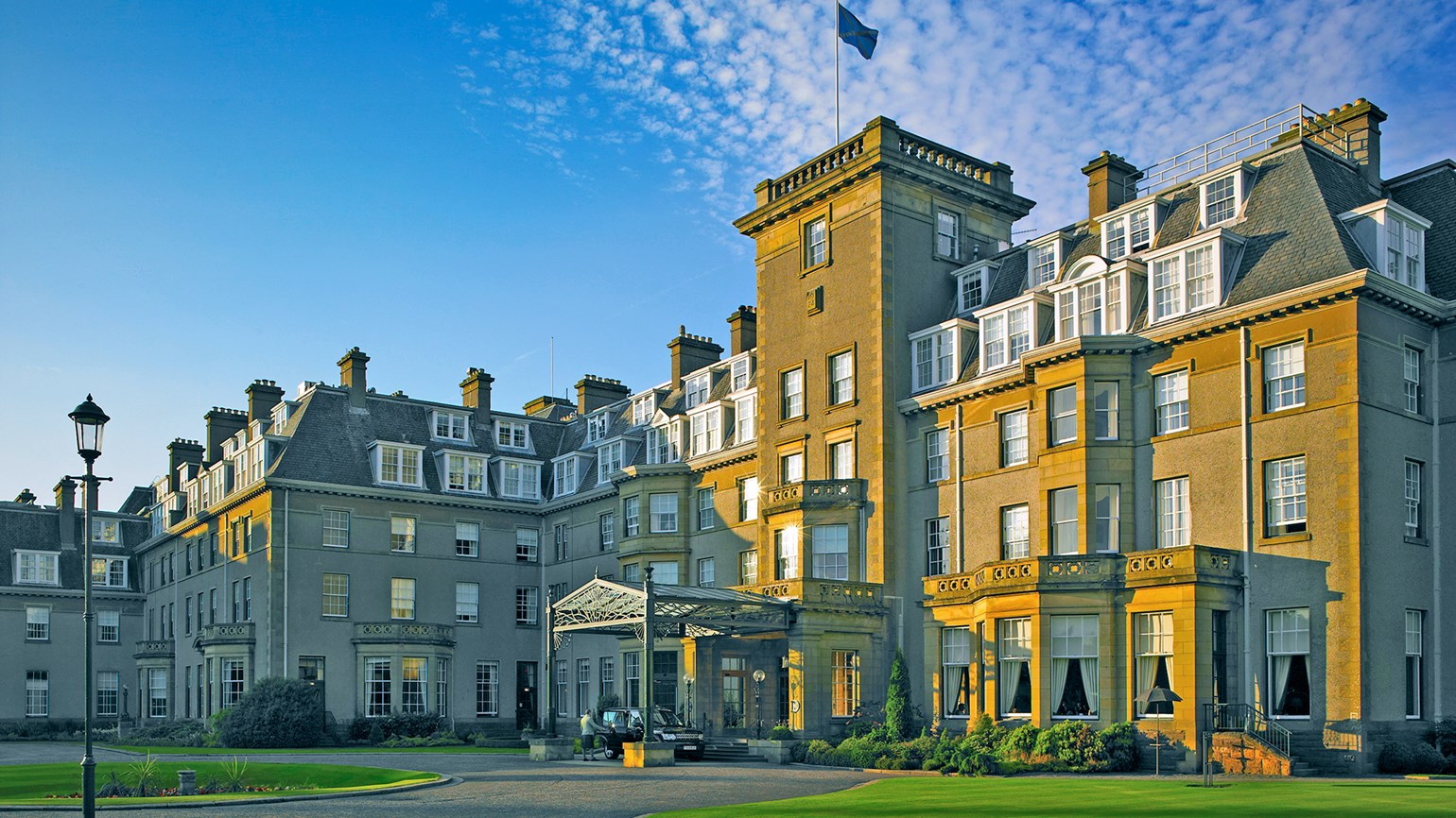 Refurb program continues at Gleneagles