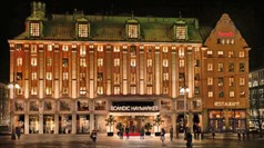 Hotel set for historical Stockholm building