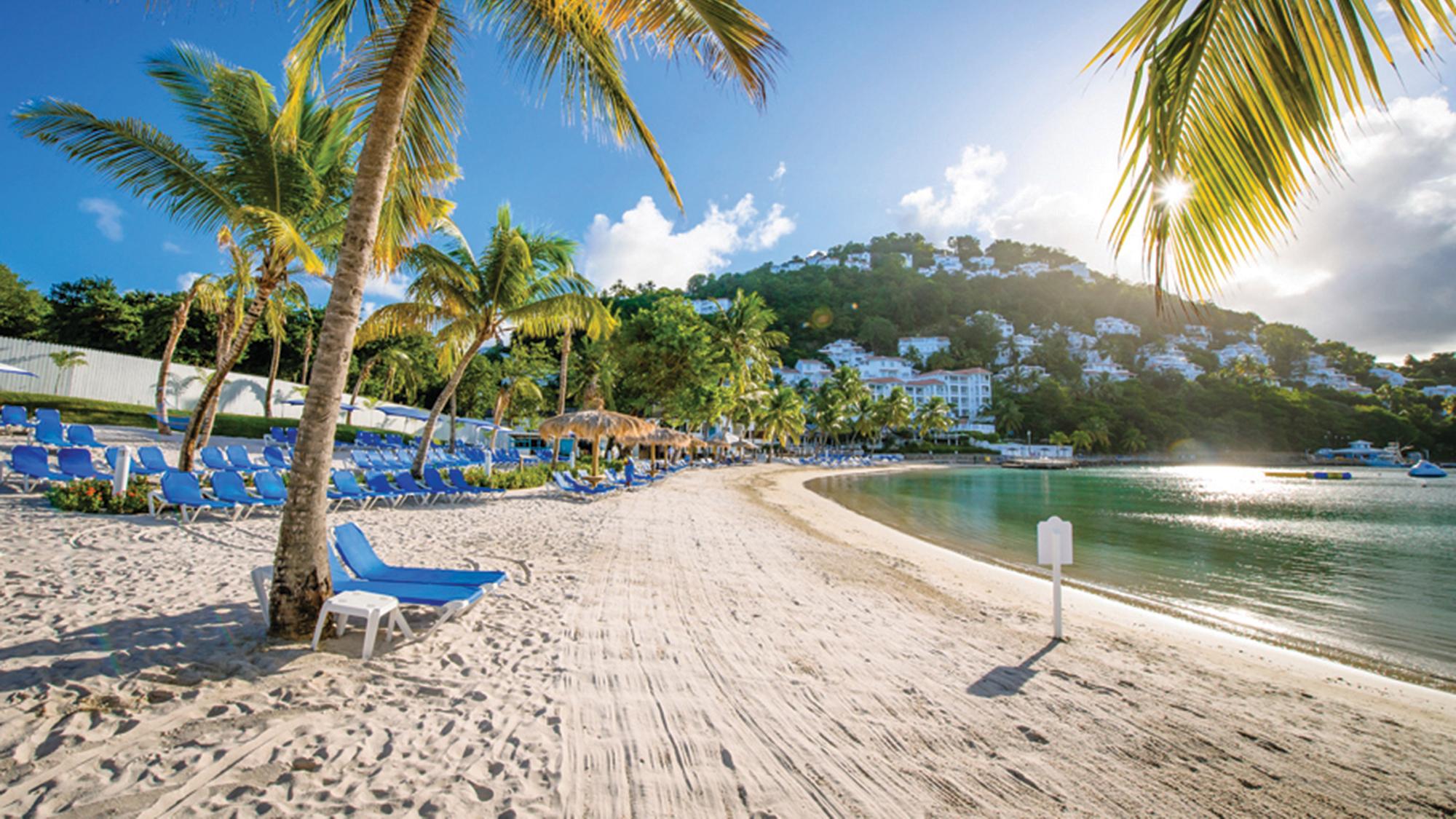 St Lucia Windjammer S Villa Revamp Travel Weekly