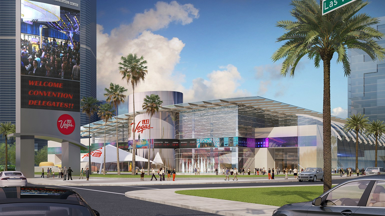 Lvcva Buys Riviera For Convention Center Expansion Travel