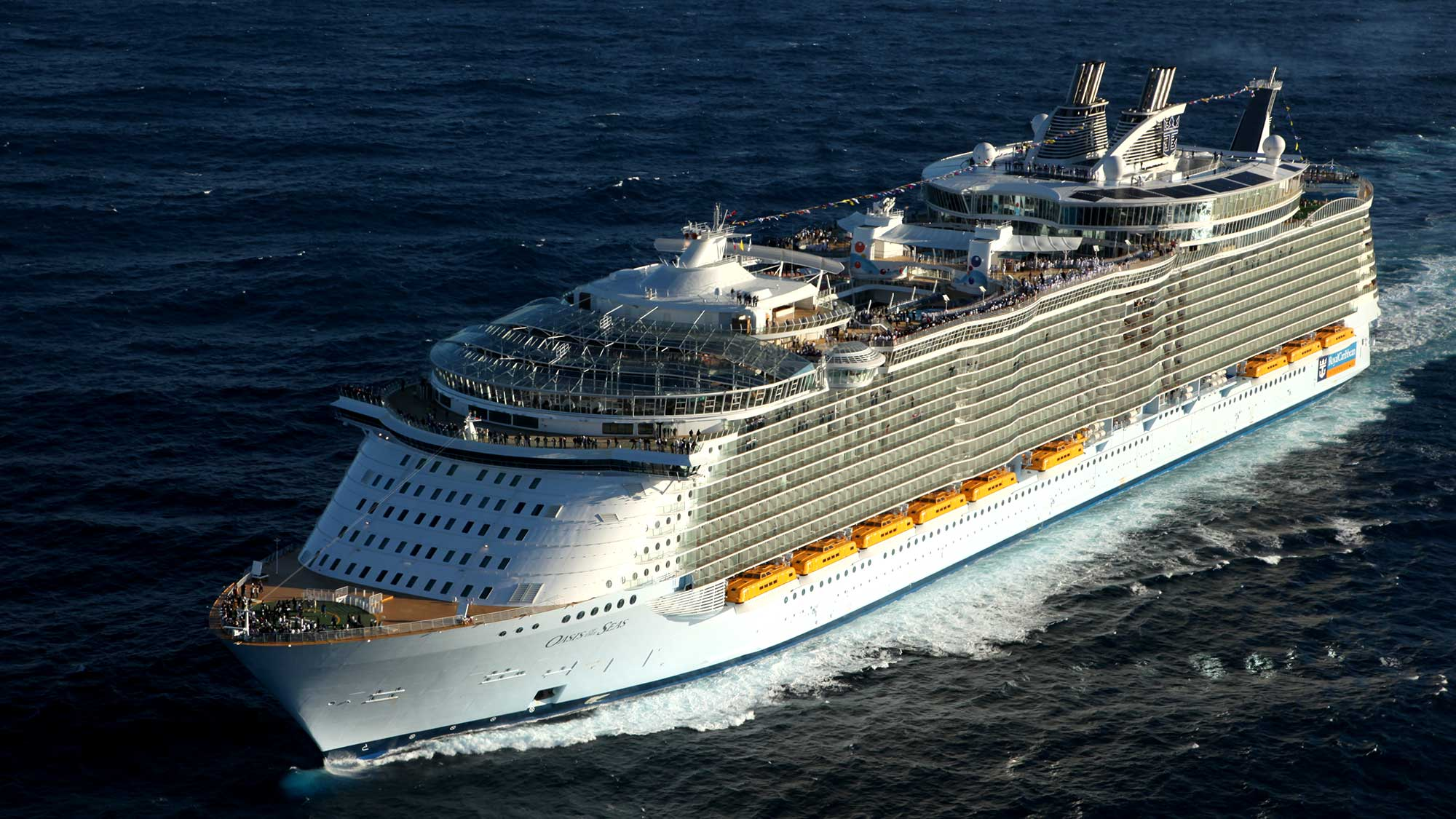 Oasis of the Seas to have new Florida home: Travel Weekly Oasis Of The Seas